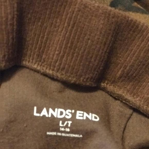 dc8adf5848e138 Lands' End Pants   Lands End Corduroy Leggings   Poshmark